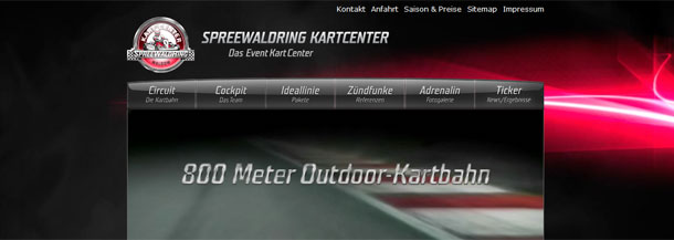 Kart Center Spreewaldring